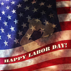 Happy Labor day american.