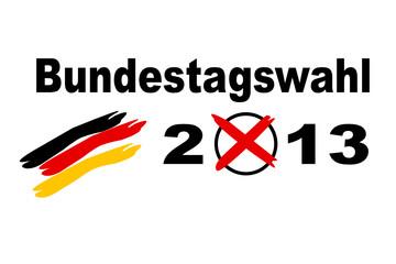 2013 Wahl