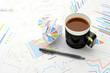 ビジネスイメージ―コーヒーブレイク