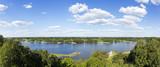 Panorama Elbtalaue Niedersachsen