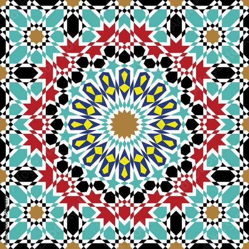 Douma Seamless Pattern