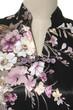 fabric cheongsam ,with asian pattern