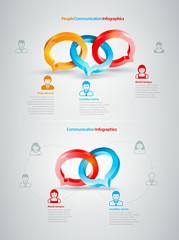 Conversation Infographics