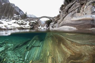 Alpines Tauchen - Verzasca