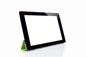 tablette avac support vert