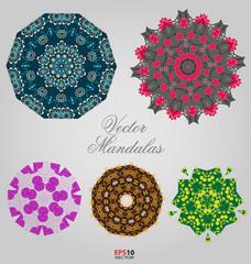 Creative design elements and ornaments