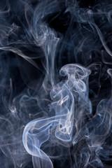 Smoke or Steam Rising
