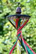 maypole with twisted ribbons - 55684999