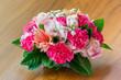 canvas print picture - Flower bouquet