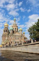 Cathédrale Saint Sauveur sur le Sang Versé de Saint-Pétersbourg