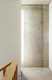architecture modern design, interior building, passage