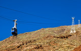 Cable Car in Teide National Park, Tenerife
