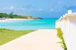 The beautiful beach of Varadero in Cuba