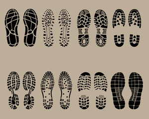 Prints of shoe