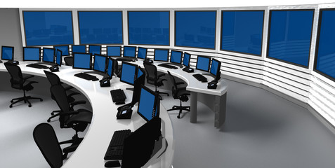 Surveillance control center