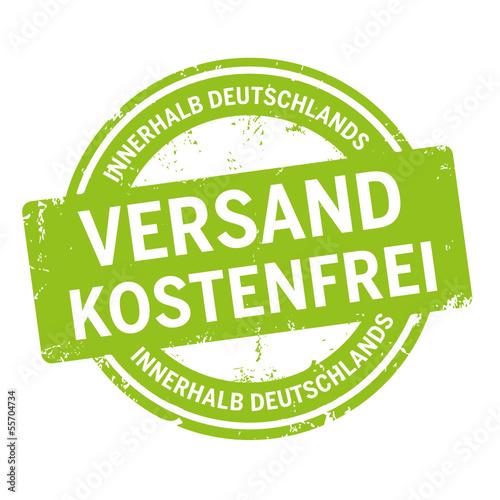 grünes Siegel Versandkostenfrei - 55704734