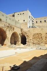 Knights Halls in Acre, Israel