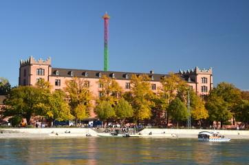 Kaserne building, Basel