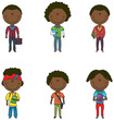 Afro-American Students