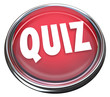 Quiz Red Button Word Test Evaluation Exam
