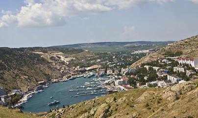 Balaclava, Crimea