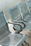 Steel Bus Station Waiting Chairs