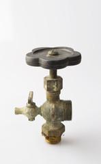 Old butterfly valve