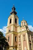 Serb Orthodox Cathedral Sarajevo poster