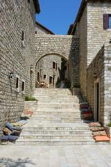 """""""Stari Grad"""" Old Town Of Ulcinj , Montenegro"""