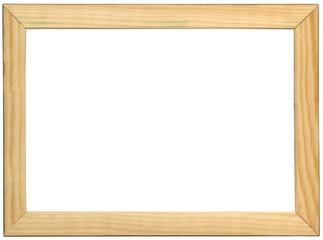 brown wooden fram
