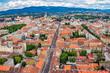 Zagreb center