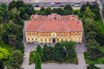 Lenuci horseshoe, Zagreb
