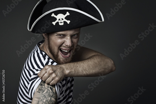 pirate shouts