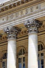 La Bourse, Palais Brongniart, Paris