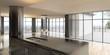 Empty Penthouse Loft