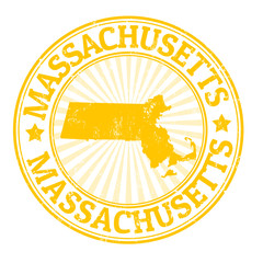 Massachusetts stamp