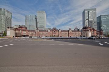 Tokyo Station 2013