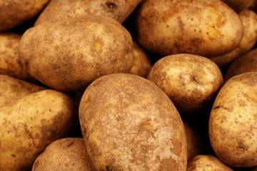 Russett Potatoes