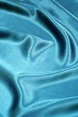 Turquoise Satin Sheets
