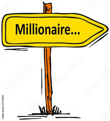 millionaire...