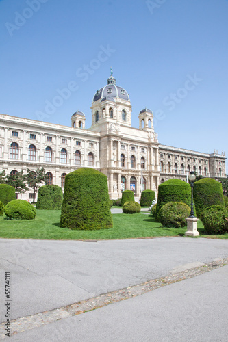 Palace in Wien