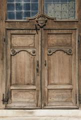 Old door. Pisa, Italy