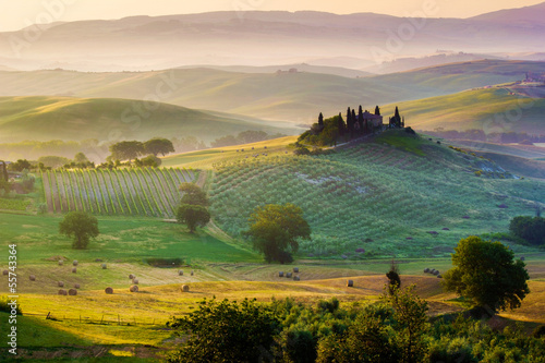 Val d'Orcia, Toscana - 55743364