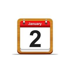 2 de Enero.