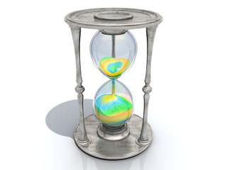 砂時計-時間-長さ