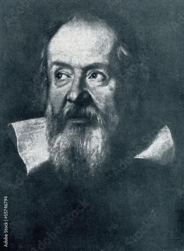 Galileo Galilei (Justus Sustermans, 1636)