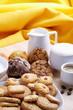Pasticcini a prima colazione