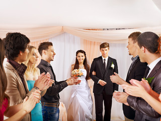 Wedding dance.