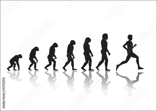 Evolution Running