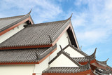 Traditional Chinese Roof
